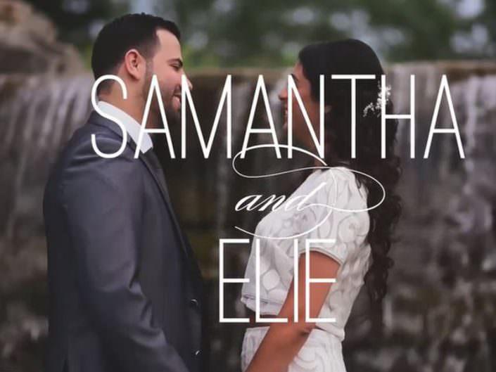Samantha & Elie